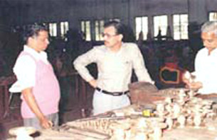 Mr. D.V. Salvekar - The visionary, Founder of the company